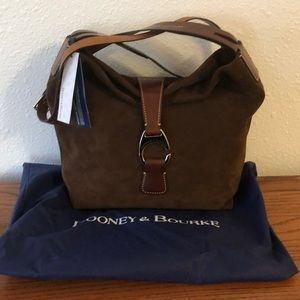 Dooney and Bourke Large Derby Crossbody